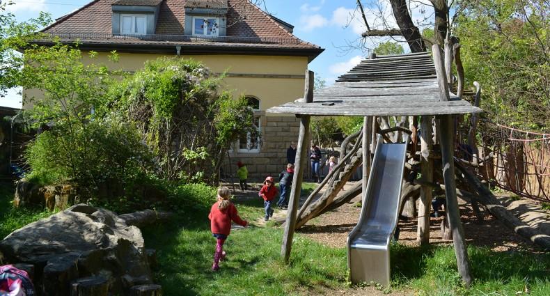 Garten - Villa Rosenrot